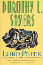 Lord Peter by Dorothy L Sayers