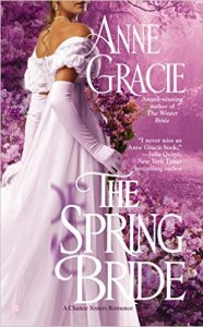 spring bride by Anne Gracie