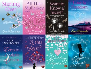 books by Sue Moorcroft