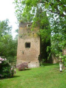 Ninfa tower sml