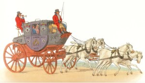stagecoach for Heyer Heroes