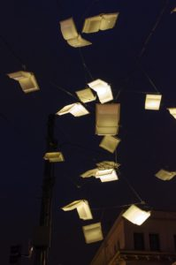 readers and LED lit books