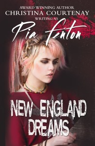cover New England Dreams by Pia Fenton