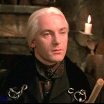 malfoy played by Jason Isaacs