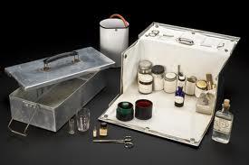 fullerton research -- kit for district nurse