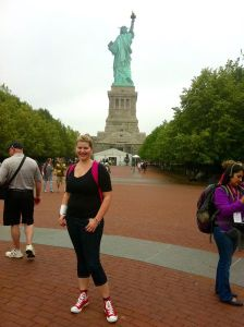 fantasy research? no, the real K8 with Lady Liberty