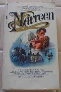 """cover of """"Maureen"""" a US bestseller"""