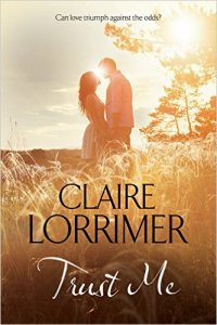 """cover of """"Trust Me"""" by Claire Lorrimer"""
