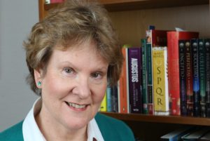 Alison Morton, author of Roma Nova series of thrillers