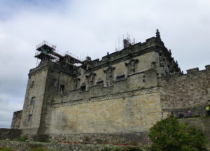 Stirling Caste: James V's Royal Palace of 1540s