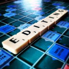 Scrabble tiles Editing