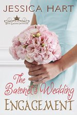 female images on covers: The Baronet's Wedding Engagement