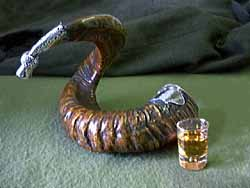 raising regiments with ramshorn snuff mull and whisky