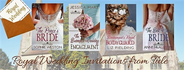 Royal Wedding Invitation Series Banner