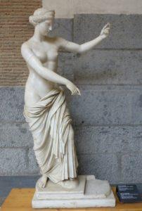 Statue of Aphrodite, Naples Museum