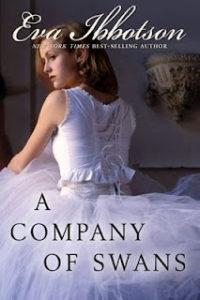 Swan dancer cover