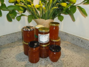 Easter Memories - home made marmalade
