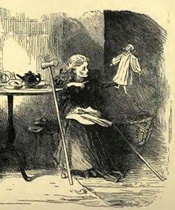 Fictional Blondes Jenny Wren