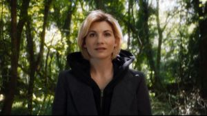 More Blondes Dr Who