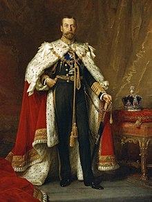 Armistice Day George V