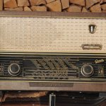 Armistice Day - old radio