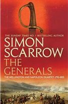 Cover Simon Scarrow Wellington & Napoleon Quartet II