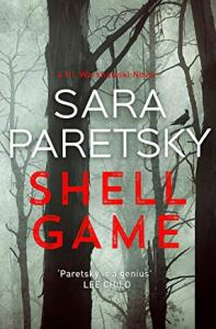 Sarah Parestky, Shell Game, Books with friends
