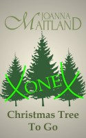 cover of One Christmas Tree To Go by Joanna Maitland