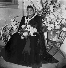 Hattie McDaniel, actress in Gone with the Wind