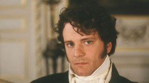 BBC Mr Darcy's side-whiskers but no stubble