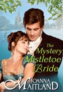 The Mystery Mistletoe Bride by Joanna Maitland
