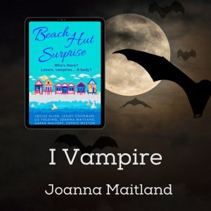 I Vampire and Beach Hut Surprise anthology cover