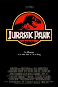 Film poster Jurassic Park