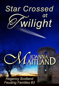 Star Crossed at Twilight by Joanna Maitland cover