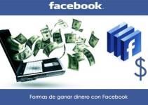 Como ganar dinero en internet con facebook 1