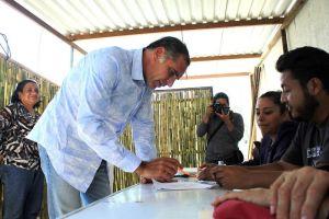 cue-votando