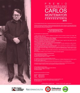 Premio Carlos Montemayor
