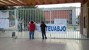 Conjuran huelga en la UABJO