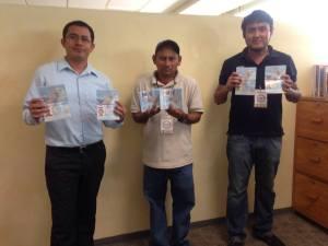 1.- Entrega de Pasaportes_Zacatepec Putla