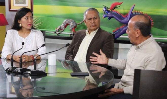 Murat y Alito darán batalla nacional, por PRI renovado: Alfredo Martínez de Aguilar