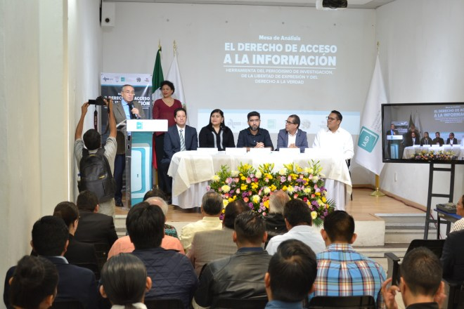 Dinamita partidocracia órganos autónomos, CNDH, INE, INEGI: Alfredo Martínez de Aguilar