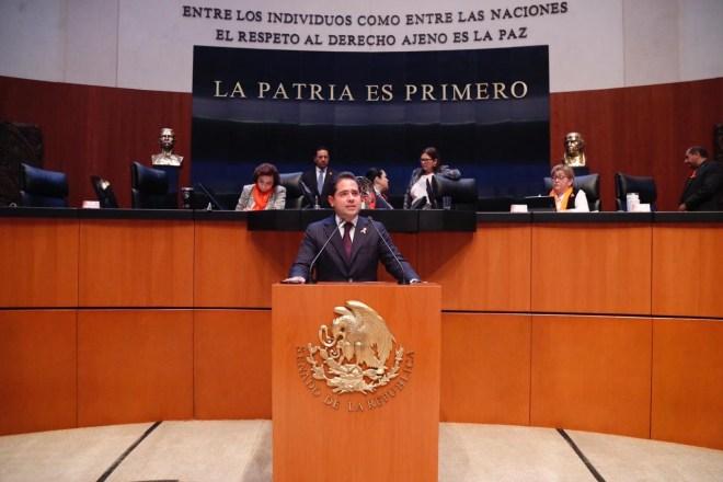 Los Jóvenes somos el futuro de México: Raúl Bolaños Cacho Cué