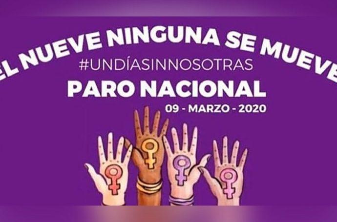 #UnDíaSinNostras