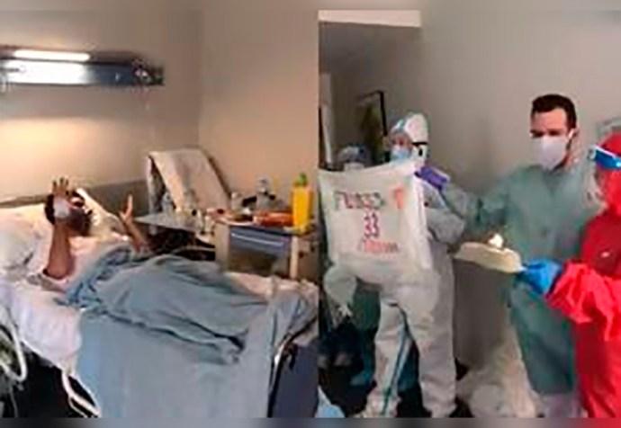 Mujer en Reynosa arroja cloro a practicante de enfermero