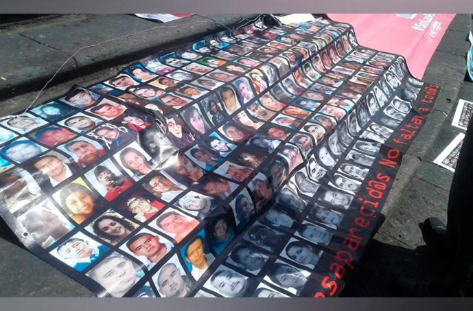 El 10 de mayo se recodará a los desaparecidos del Estado de Veracruz