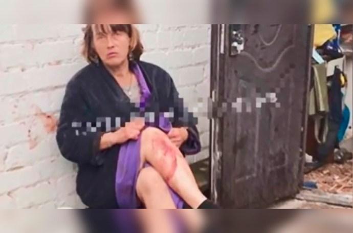 Frente a su hija mujer asesinó a su compañero de copas