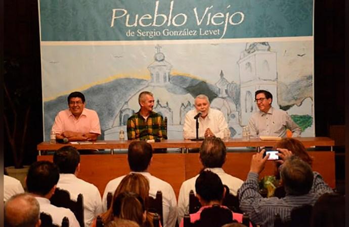 Sergio González Levet nos habla de Manolo Santiago
