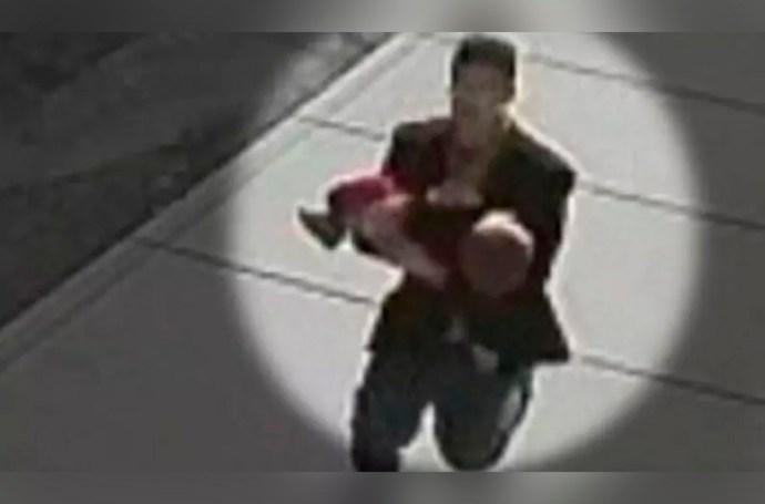 Tras una fuerte discusión con su expareja el hombre roba a su bebé