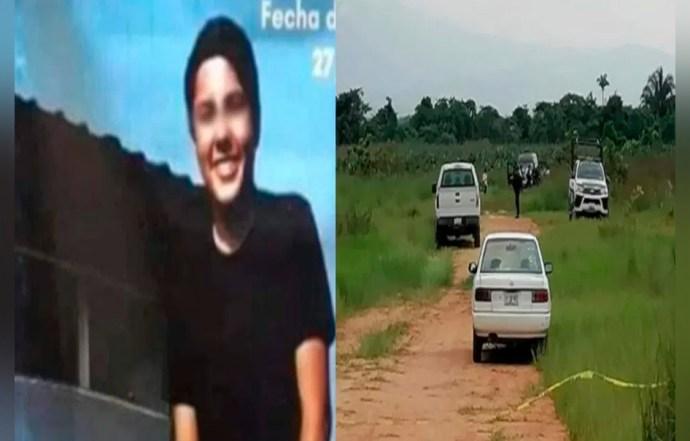 Encuentran hecho pedazos dentro de una maleta a un joven de 15 años