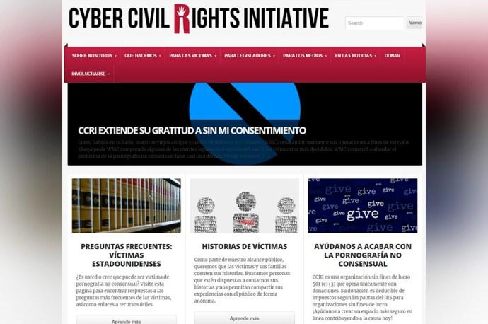 Facebook se une a Cyber Civil Rights Initiative
